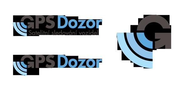 Nové logo GPS Dozor (2016)
